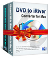 DVD to iRiver Suite for Mac box-s
