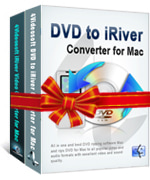DVD to iRiver Suite for Mac