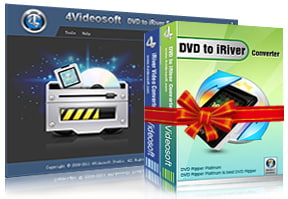 DVD to iRiver Suite purchase