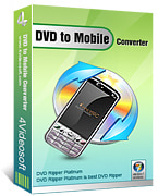DVD to Mobile Converter box