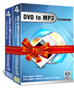 DVD to MP3 Suite