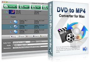 DVD to MP4 Converter for Mac purchase