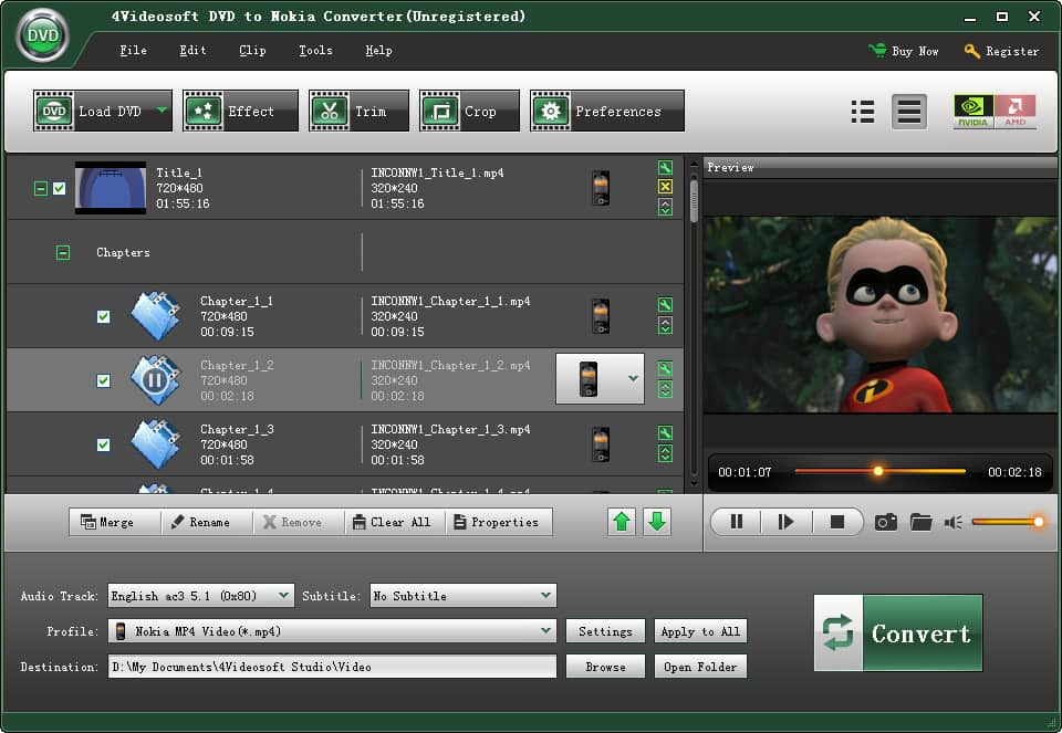 Dvd to mobile nokia edition v1 0 0 winall chicncream