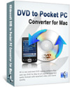 DVD to Pocket PC Converter for Mac box-s