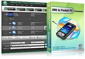 DVD to Pocket PC Converter purchase