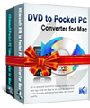 DVD to Pocket PC Suite for Mac box-s