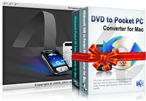 DVD to Pocket PC Suite for Mac purchase