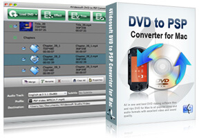 DVD to PSP Converter for Mac purchase
