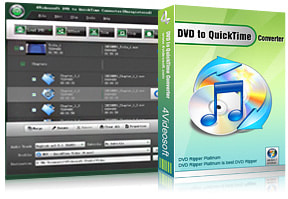 DVD to QuickTime Converter purchase
