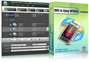 DVD to Sony Xperia Converter purchase