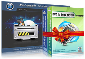 DVD to Sony Xperia Suite purchase