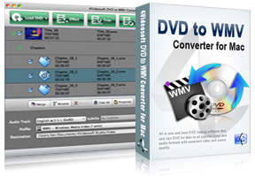 DVD to WMV Converter for Mac purchase