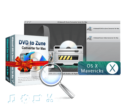 Best Mac DVD to Zune Converter