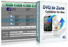DVD to Zune Converter for Mac purchase
