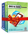 DVD to Zune Suite box-s