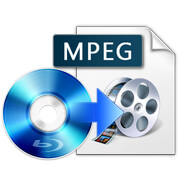 Rip Blu-ray to MPEG Video