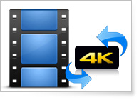 轉換4K視頻