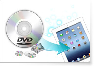 Convert DVD to iPad 3