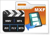 Convertir archivo MXF