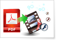 Convert PDF to Flash