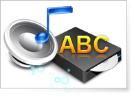 Add DVD Audio Track and Subtitle