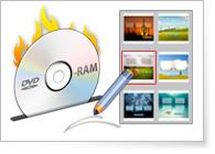 創建自定義DVD菜單