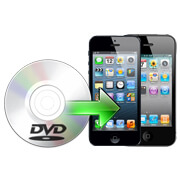 Convert DVD and Video to iPhone