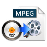 Rip DVD to MPEG