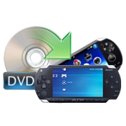 Convert DVD to PSP on Mac
