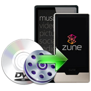 Convert DVD and Video to Zune on Mac