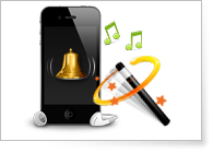 Edit iPhone 4 ringtone effect