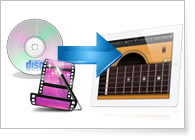 Convert DVD or video to iPad 3