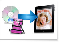 convert dvd/video to iPad 2