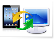 Professional iPad 2 transfer software for Mac