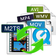 Convert M2TS to Other Formats on Mac