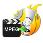 Burn MPEG to DVD