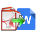 Convert PDFs to Word