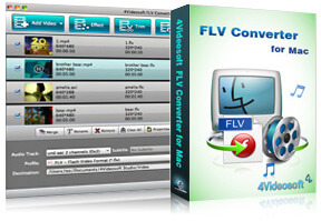 FLV Converter for Mac purchase