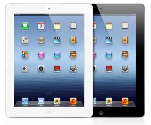 Den nye iPad