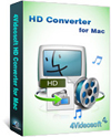 HD Converter for Mac box-s