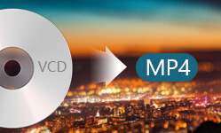 Convert VCD to MP4