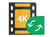Μετατροπέας βίντεο 4K