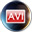 4Videosoft DVD to AVI Converter icon