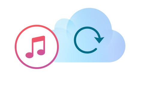 Recuperar datos borrados / perdidos de iTunes / iCloud archivo de copia de seguridad