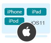 Admite todos los dispositivos y versiones de iOS, incluido el próximo iOS 13