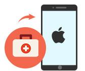 Přilepené na Apple Logo Problém