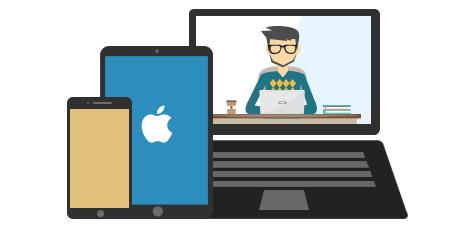 Podpora Libovolné oblíbené zařízení iOS