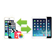 Transfer between iOS devices