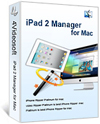iPad 2 Manager for MAc box-s