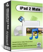 4Videosoft iPad 2 Mate boxshot